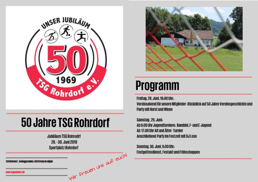 Tsg Rohrdorf